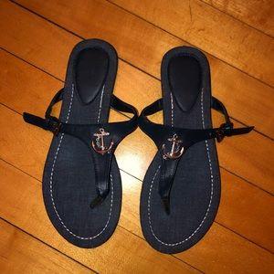 Blue Sailor Sandals!💙